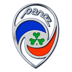 Image result for panoz car logo